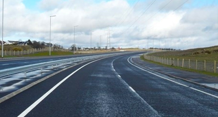 Skeoge Link Road, L'derry